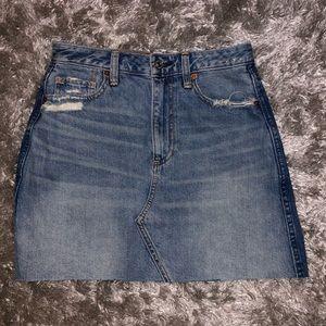 Vintage A-line skirt size 26,2R